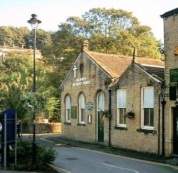 Holmfirth Methodist Church Hall